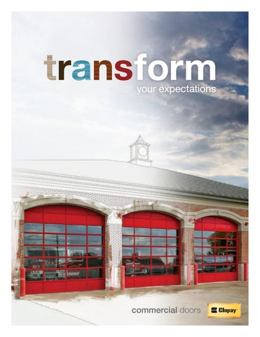 Commercial Doors by Ronald Ross - issuu