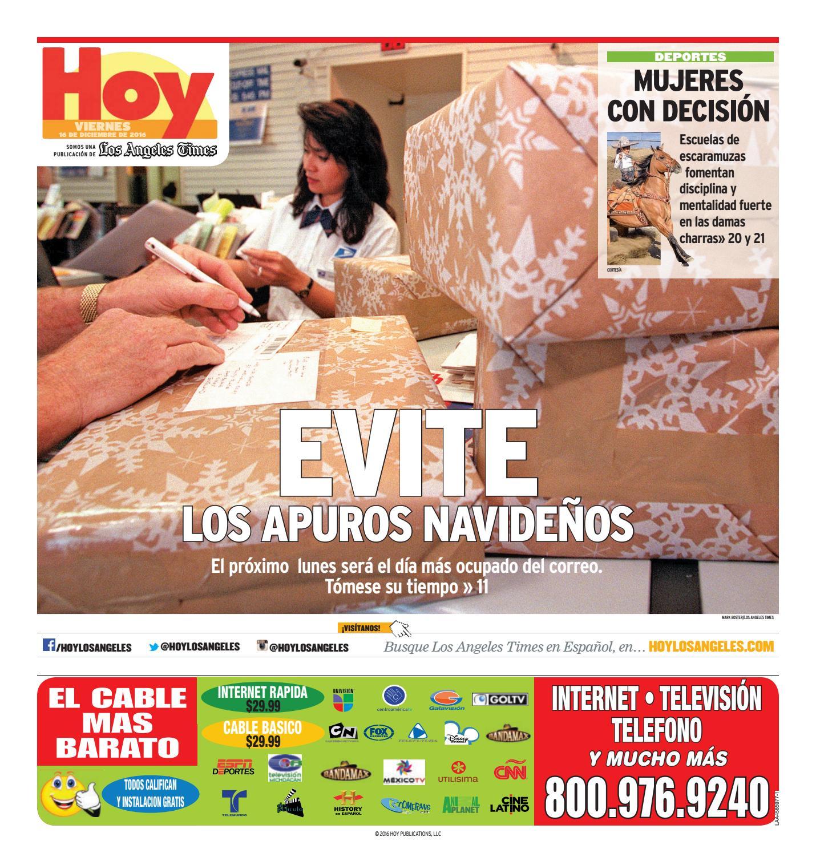 Hoy 16 de diciembre 2016 by Hoy Los Ángeles - issuu 4394a06e79f43