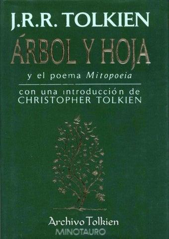 Árbol y hoja by Archivo Tolkien - issuu