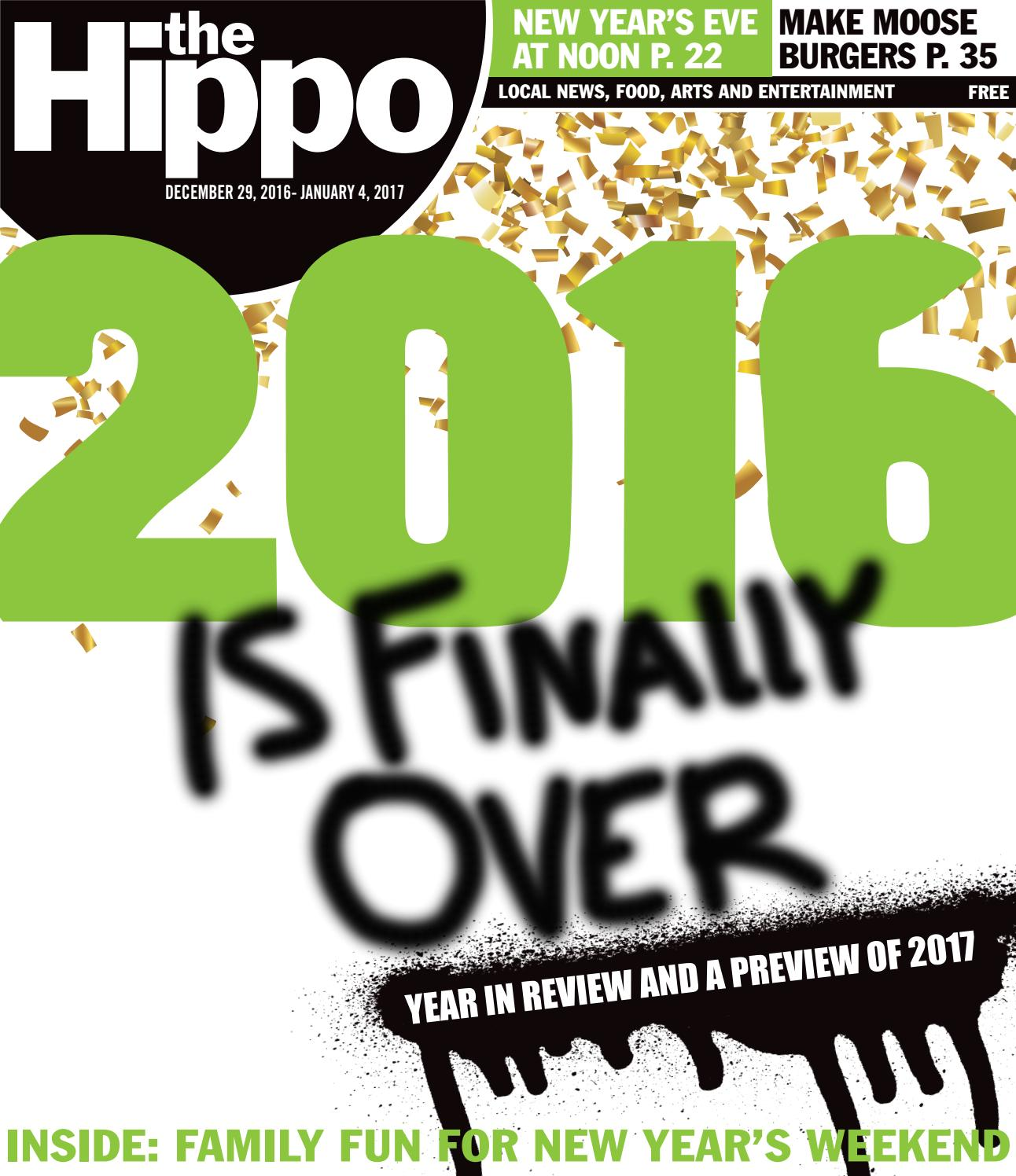 Hippo 12/29/16 by The Hippo - issuu
