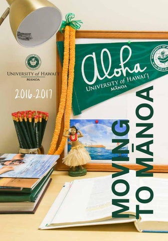 High Quality Moving To Manoa Guide 2016   2017 By Office Of Admissions ...