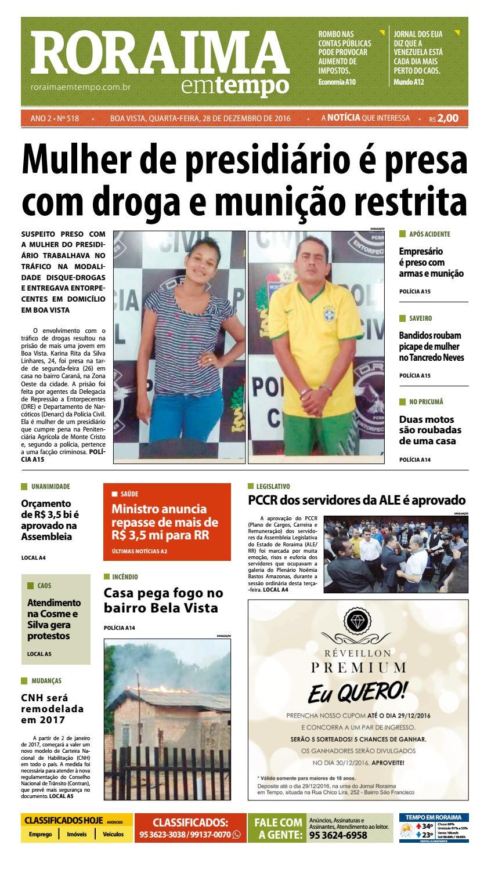 85d140c2204 Jornal roraima em tempo – edição 518 – período de visualização gratuito by  RoraimaEmTempo - issuu
