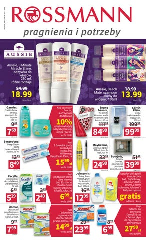 Rossmann gazetka od 28 12 2016 do 08 01 2017 by iUlotka issuu