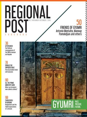 Regional Post N2 November December 2016 By Regional Post