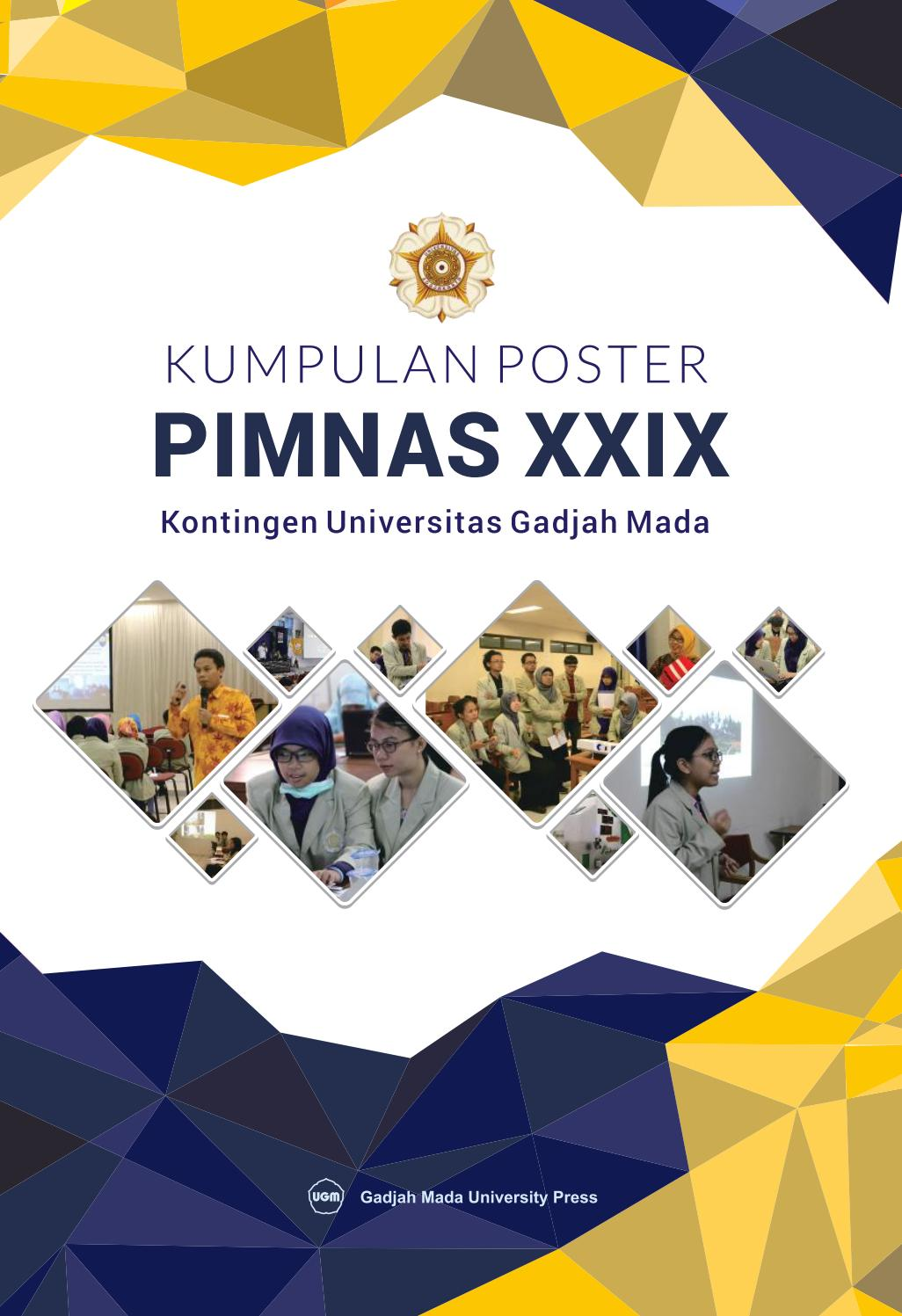 Buku Kumpulan Poster Kontingen Pimnas Xxix Ugm By Kreativitas Ugm Issuu