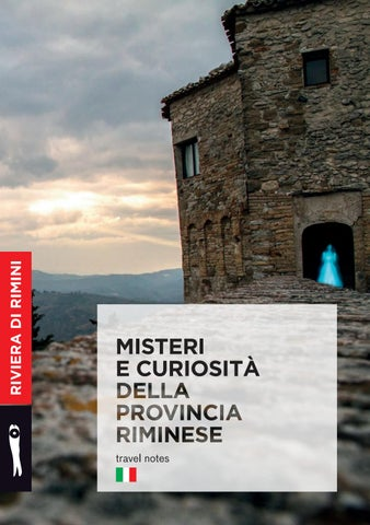 Misteri by Provincia di Rimini - Assessorato al Turismo - issuu