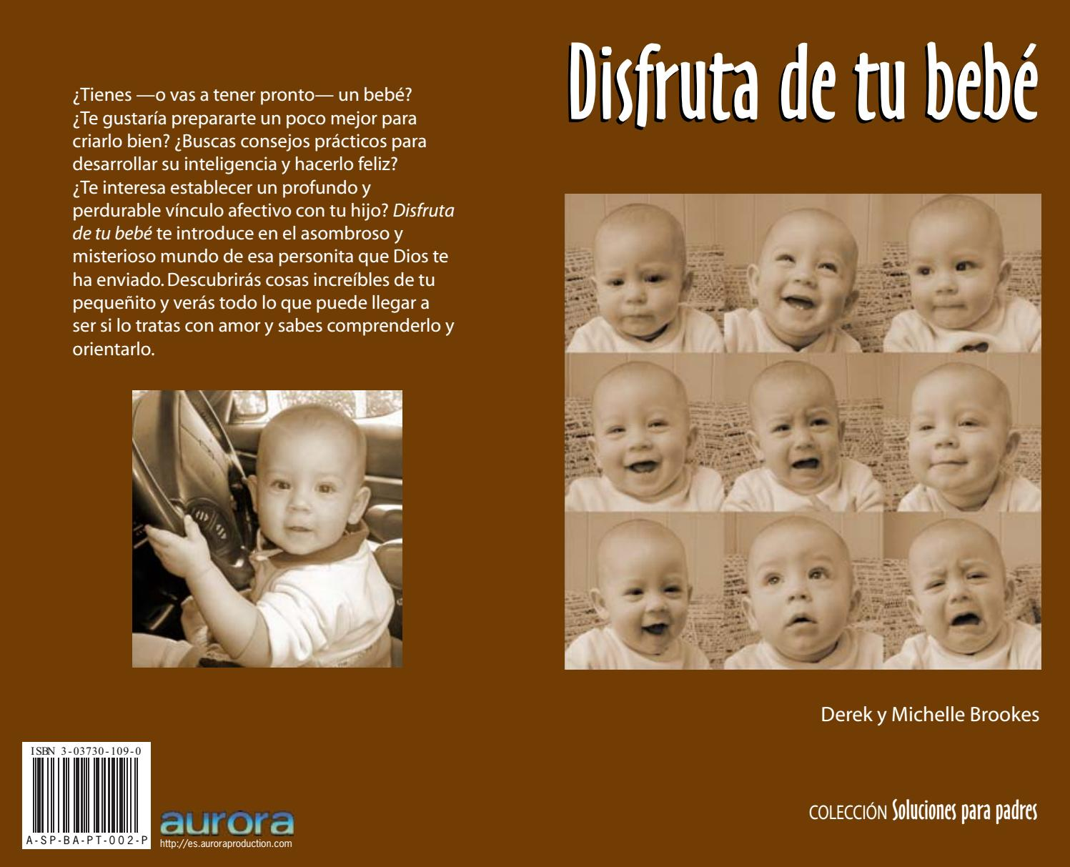 Disfruta de tu bebé by ¡La Clave en Audio! - issuu