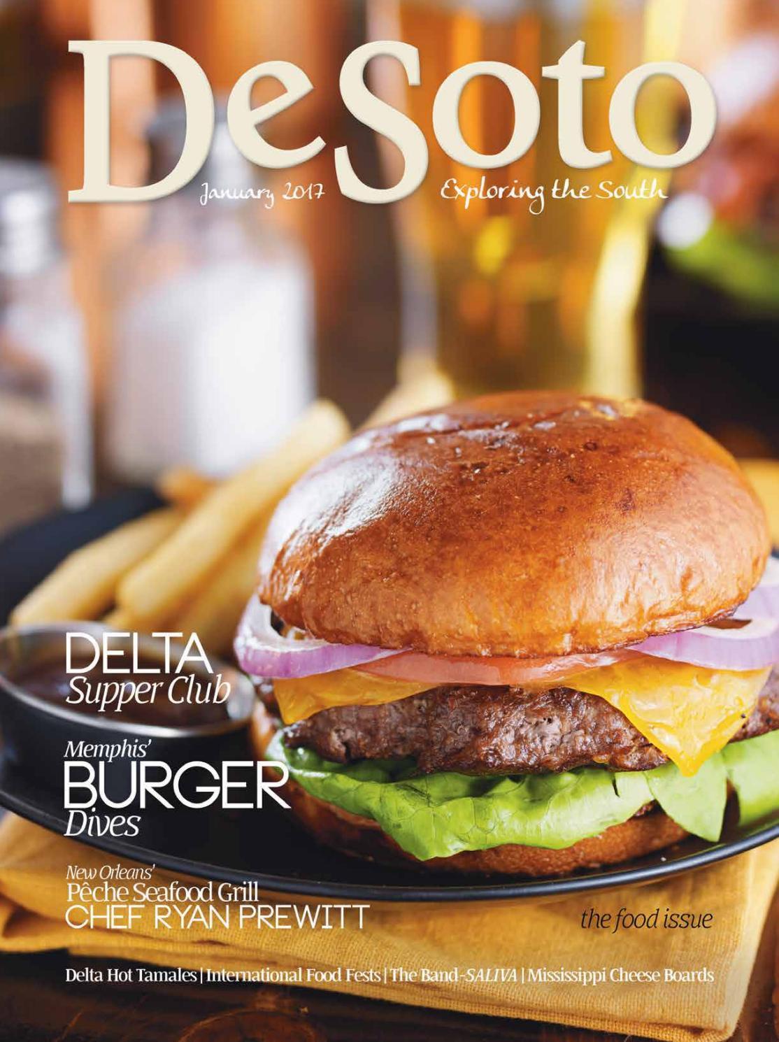 Desoto magazine january 2017 by desoto magazine exploring the south issuu