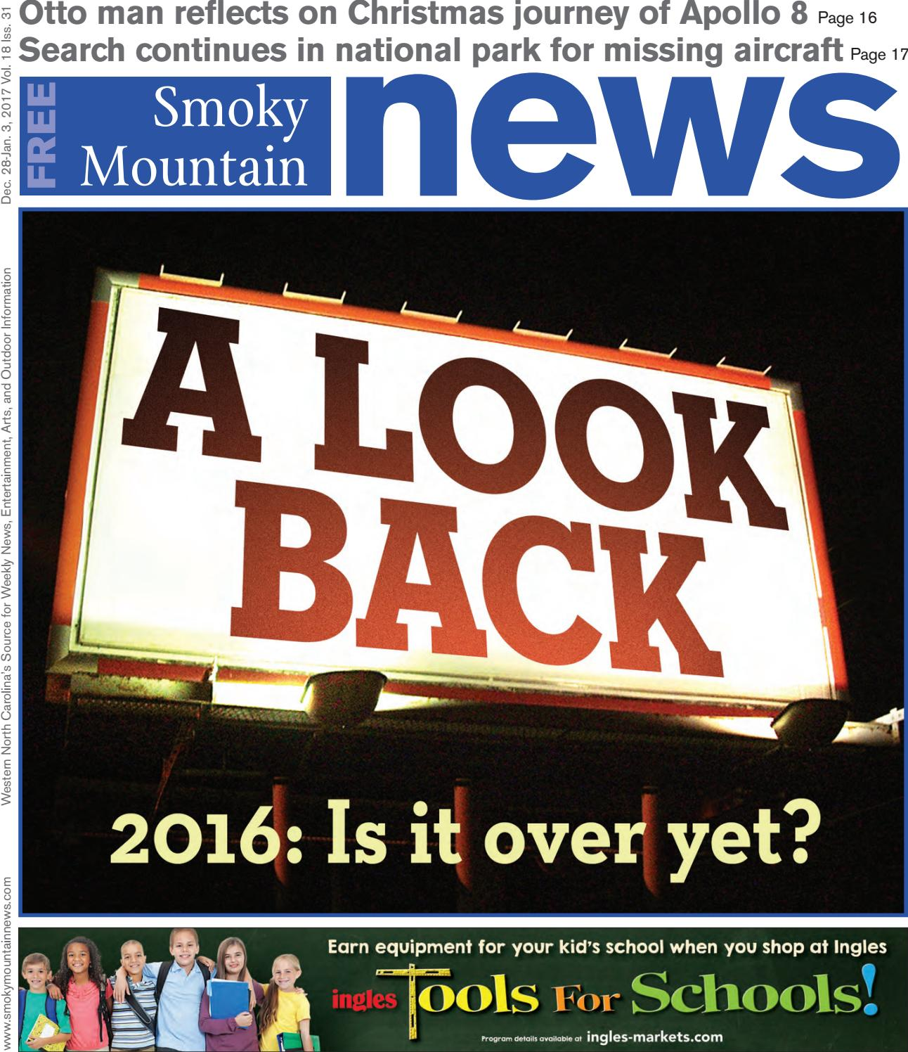 62632efa6a3 SMN 12 28 16 by Smoky Mountain News - issuu