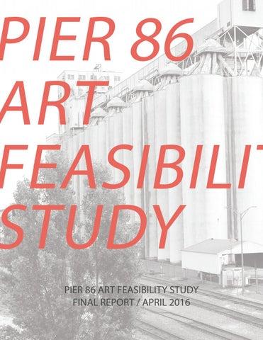 Pier 86 Feasibility Study by Framework - issuu