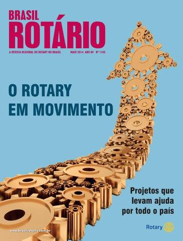 d1138beb01 1103 - Brasil Rotário - Maio de 2014 by Revista Rotary Brasil - issuu