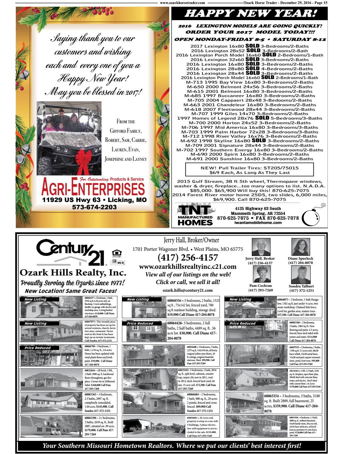 Issue 52 by Ozark Horse Trader - issuu 8b320fadb9