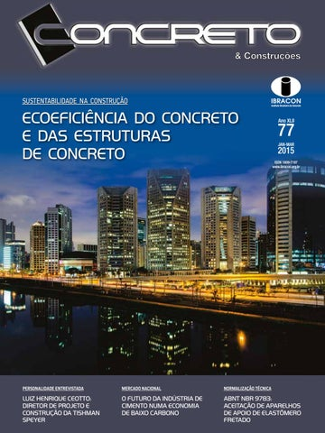 Revista concreto 77 by Calebe Oliveira - issuu a0b7f6aaa7