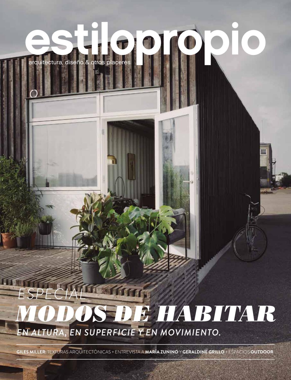 Estilo Propio #34 by Revista Estilo Propio - issuu