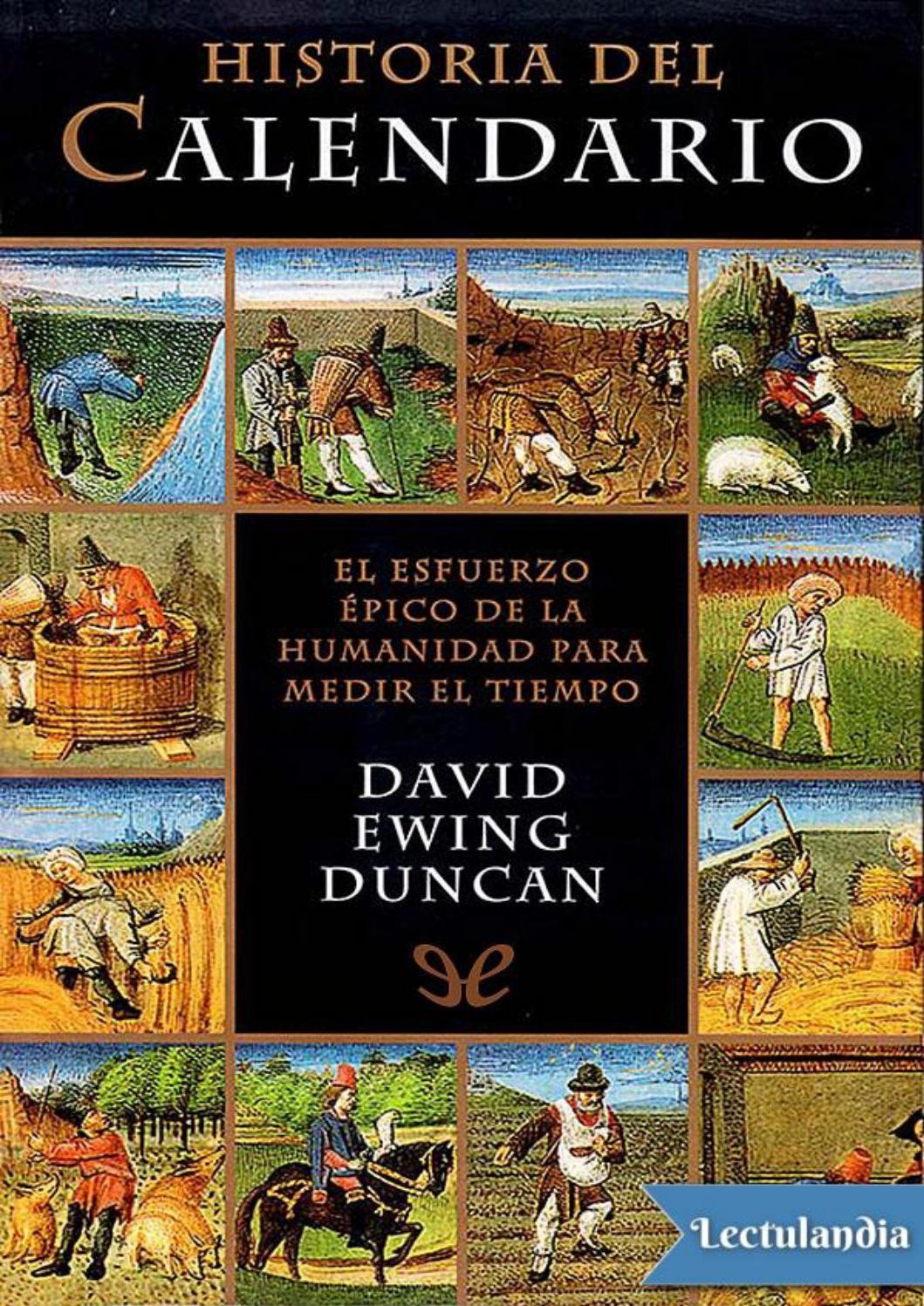 Historia del calendario by Alex Peña - issuu