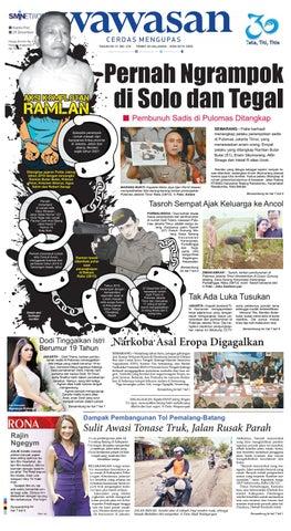 WAWASAN 29 Desember 2016 by KORAN PAGI WAWASAN - issuu 359ca30039
