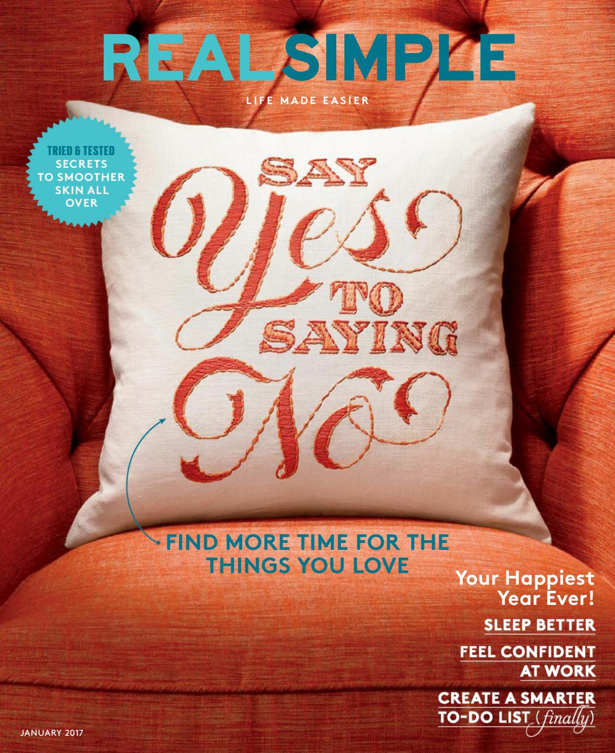 Real simple - LIFE MADE EASY by Vietsbay Store - issuu