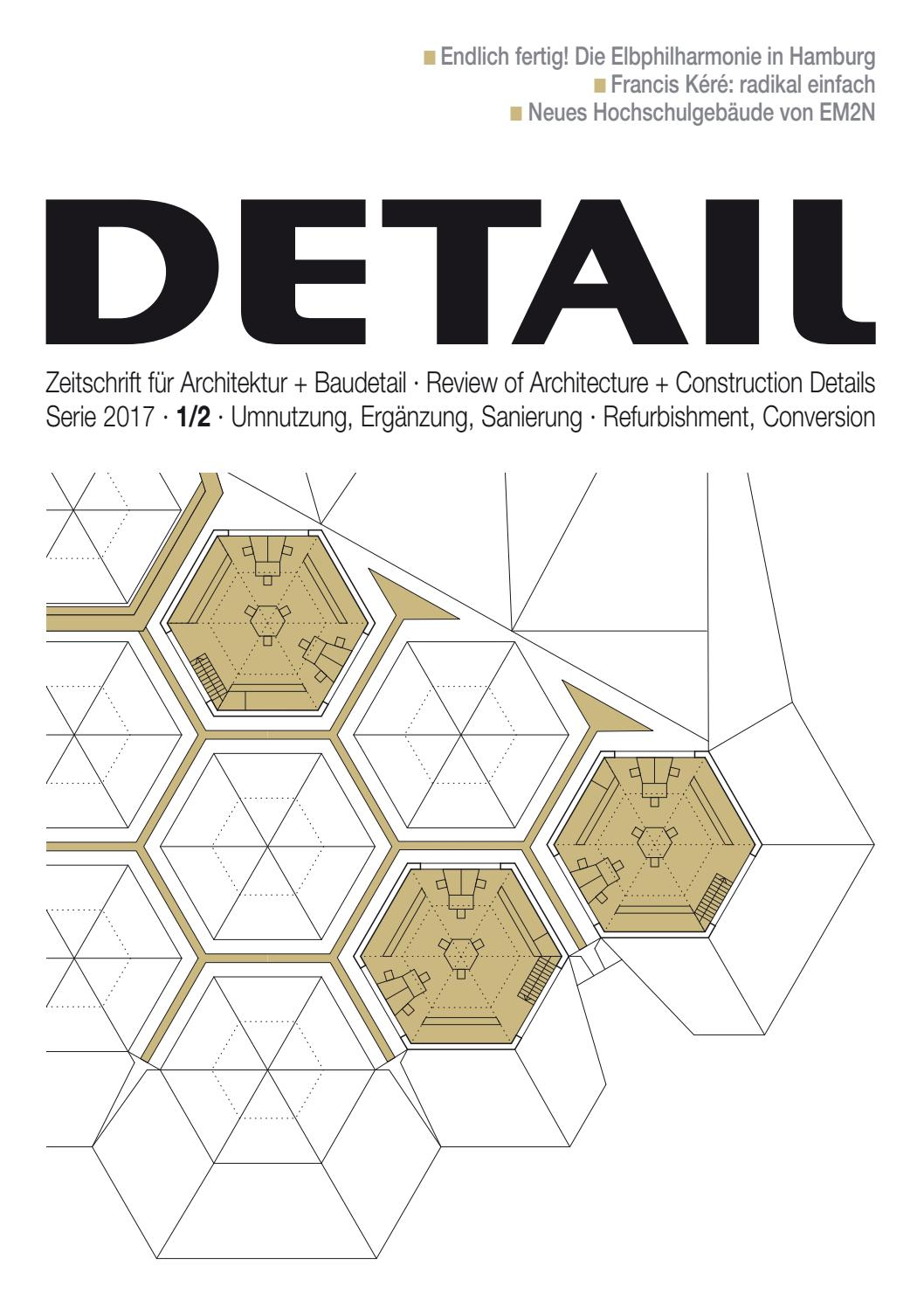 DETAIL 1+2/2017 by DETAIL - issuu
