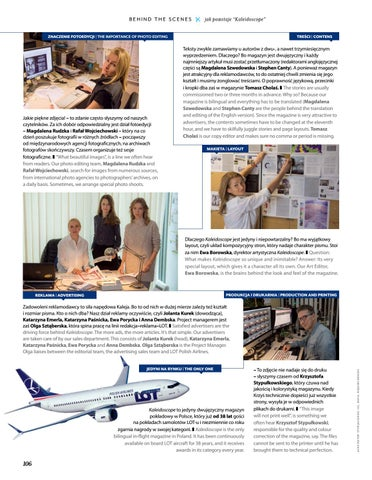 reputable site 6c2fc 103ef Kaleidoscope January 2017 by LOT Polish Airlines - issuu