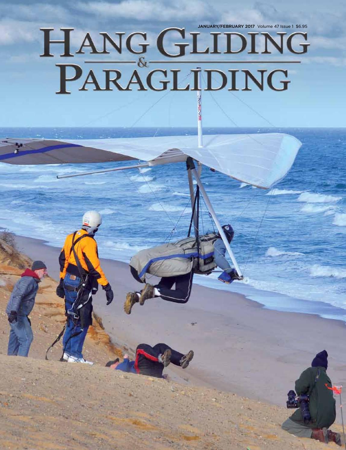Hang Gliding & Paragliding Vol47-Iss1 Jan-Feb 2017 by US Hang