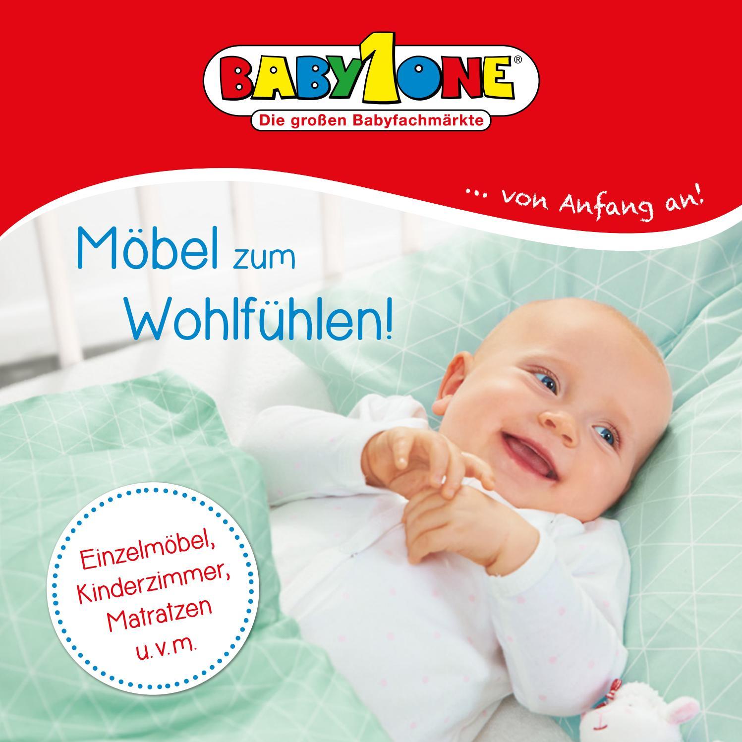 BabyOne Möbelkatalog 2016 - Deutschland by BabyOne ...von Anfang ...