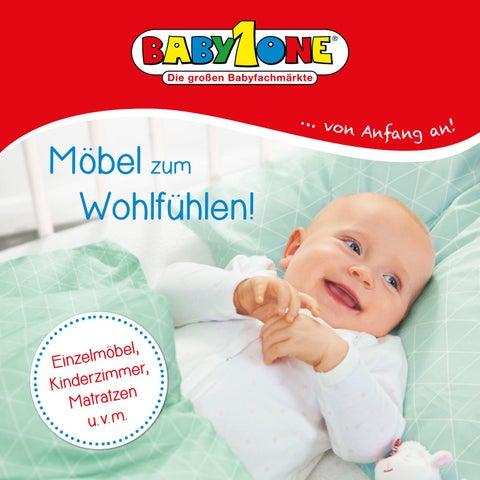 BabyOne Möbelkatalog 2016 - Deutschland by BabyOne ...von Anfang an ...