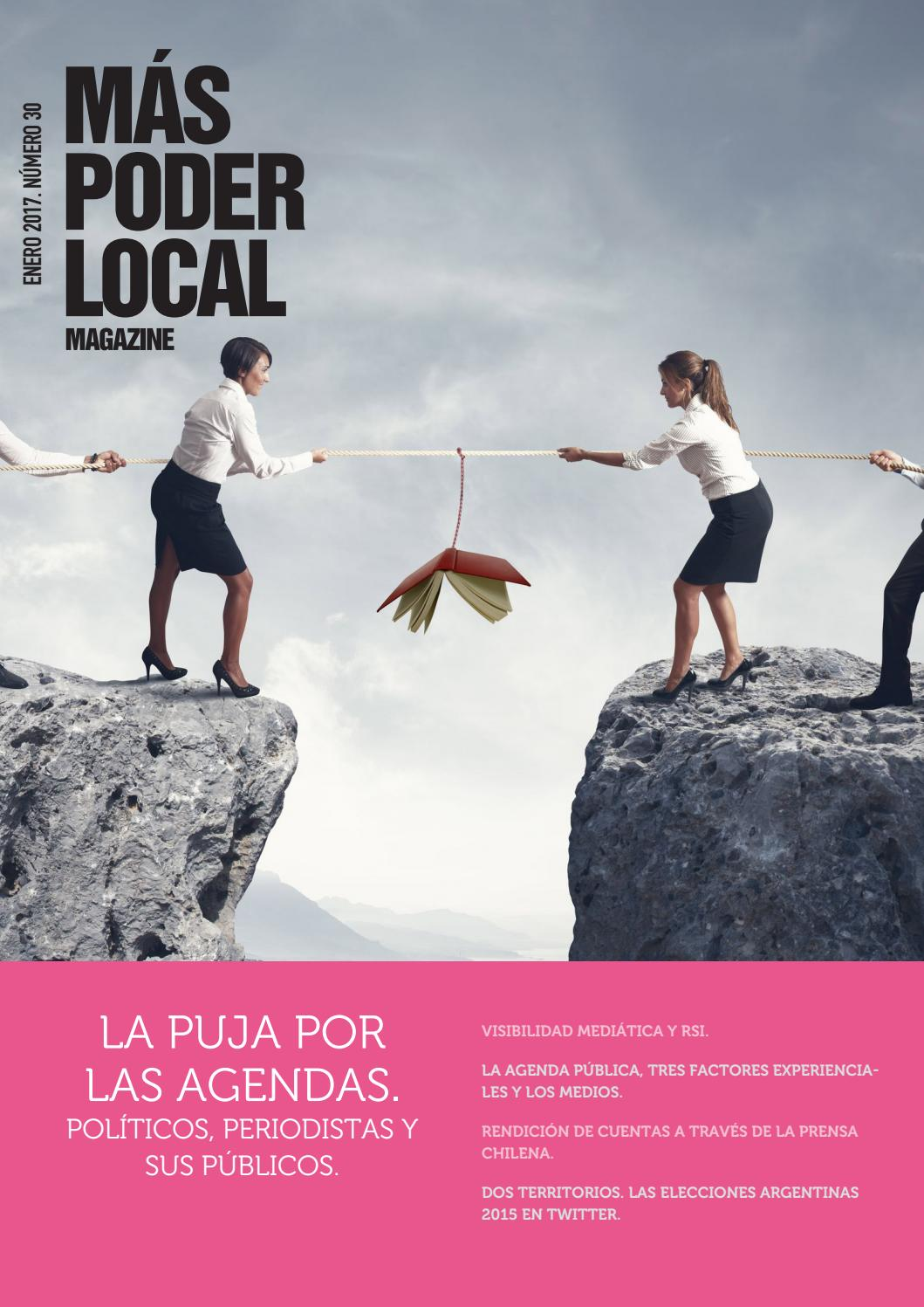 Más Poder Local nº30 by Más Poder Local magazine - issuu