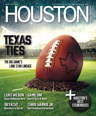 5c56c4ff9 Houston Hotel Magazine - Winter 2017 by Dallas Hotel Magazine - issuu