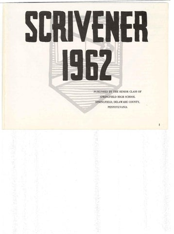 Uitgelezene 1962 Scrivener by SAEF - issuu MV-98