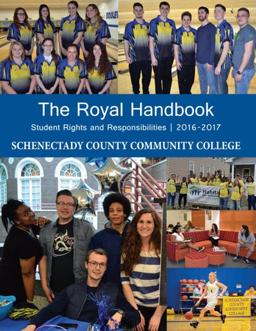 Schenectady County Community College Campus Map.Suny Sccc Student Handbook 2016 2017 By Suny Schenectady County
