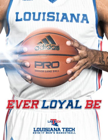 quality design 5b250 a50e7 2016-17 Louisiana Tech Men s Basketball Media Guide by Louisiana ...