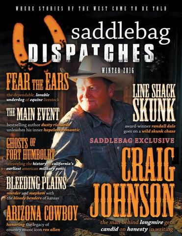 19b1efae02dd Saddlebag Dispatches—Winter