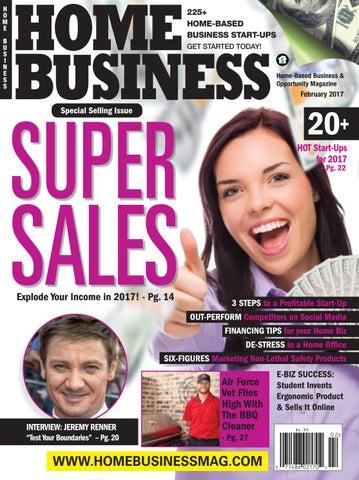 February 2017 Home Business by Home Business Magazine - issuu