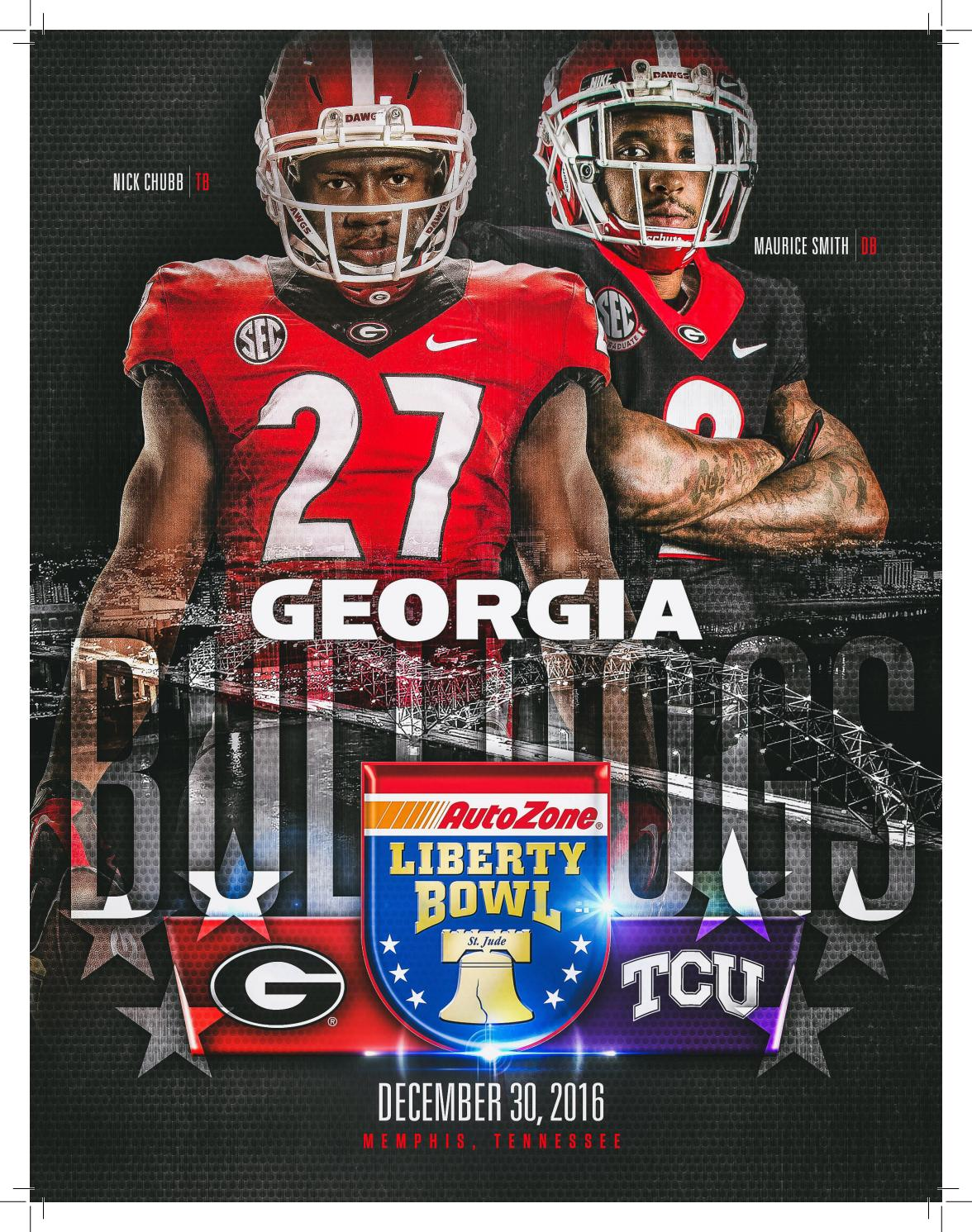 2016 Georgia Bulldogs Liberty Bowl Guide By Displaying 19gt Images For Johnny 5 Is Alive Athletics Issuu