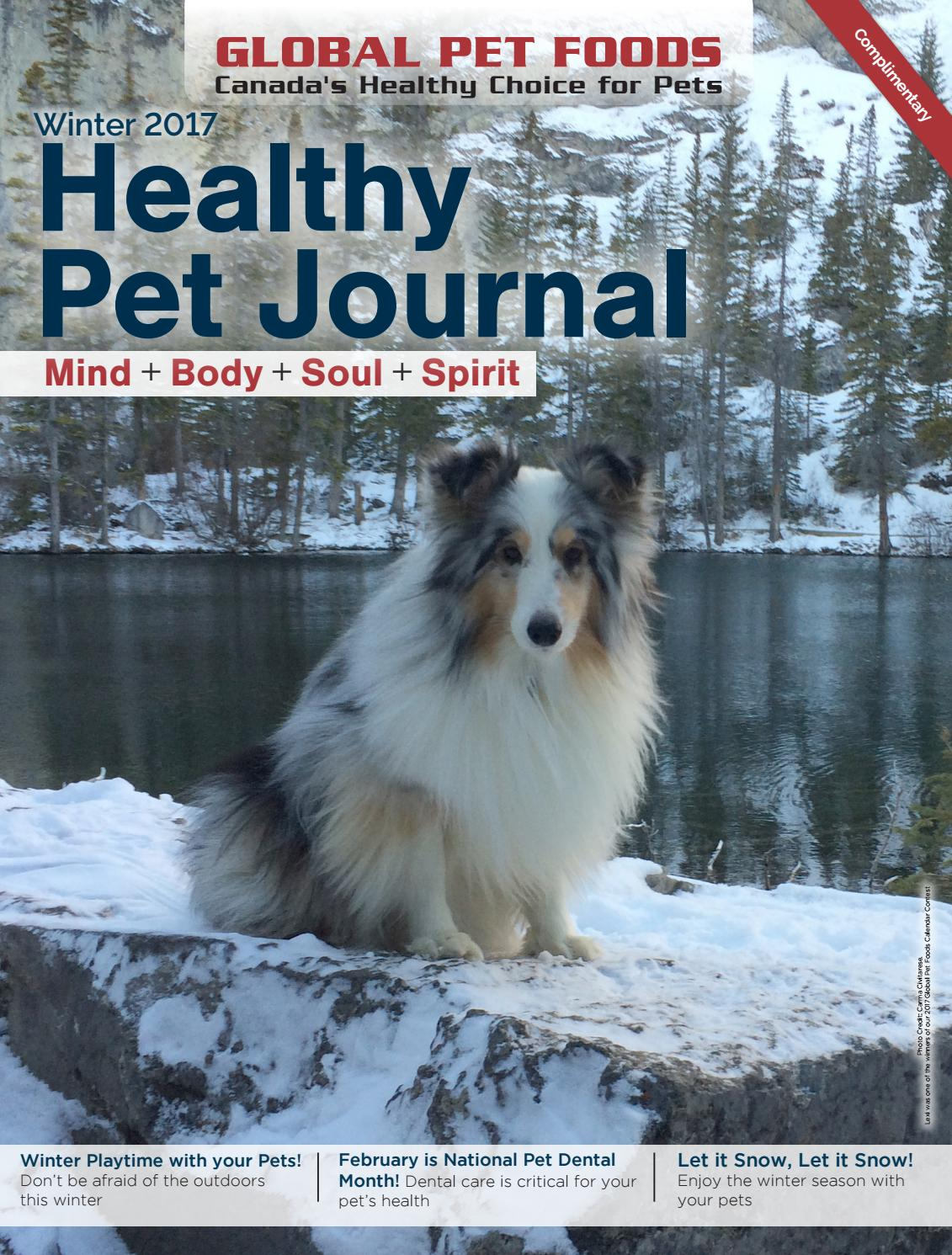 Healthy Pet Journal - Winter, 2017 by Global Pet Foods - issuu