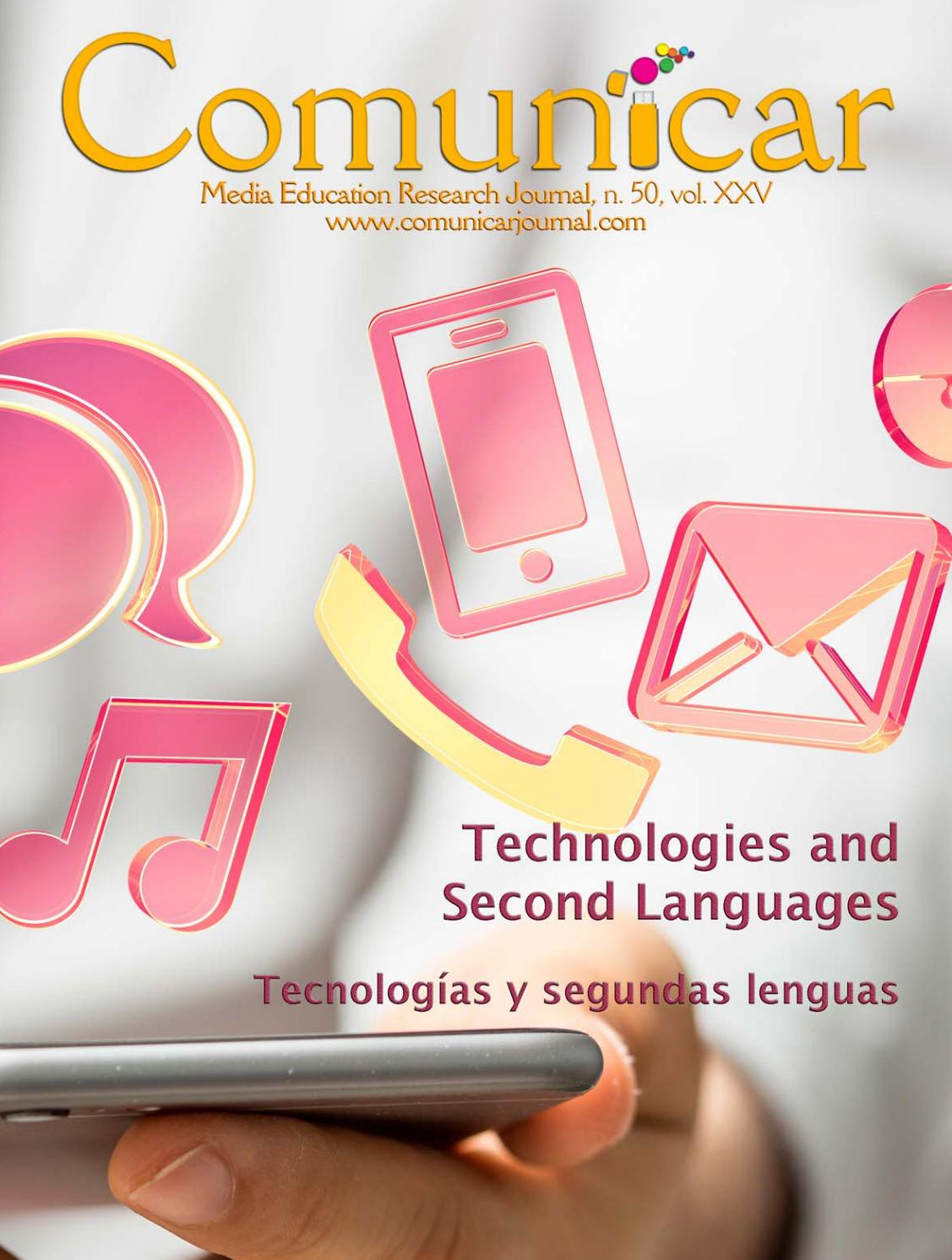 Comunicar 50 technologies and second languages by revista comunicar comunicar 50 technologies and second languages by revista comunicar issuu fandeluxe Image collections