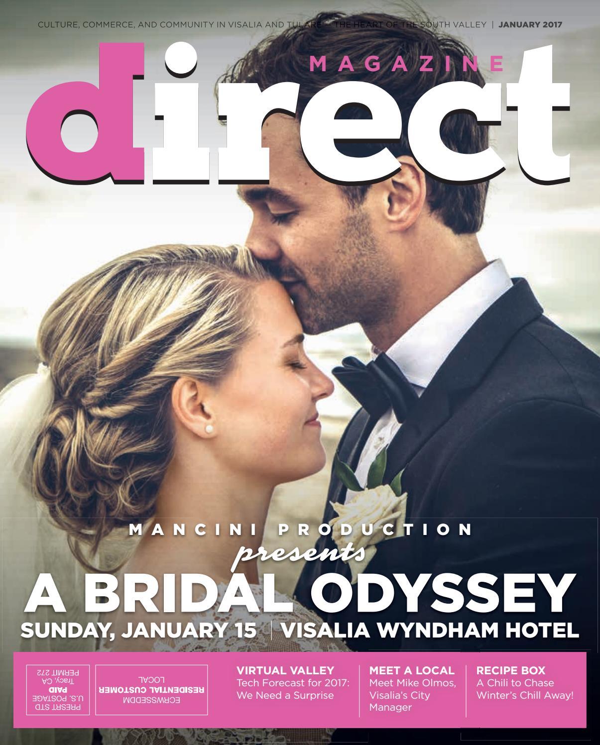 Direct Magazine - January 2017 by DMI Agency - issuu