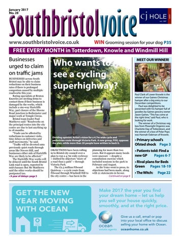 South Bristol Voice January 2017 By South Bristol Voice Issuu
