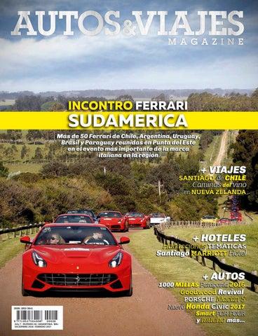 05de34743cc6 Autos Viajes Magazine  26 - DIC 2016 FEB 2017 by Autos Viajes - issuu