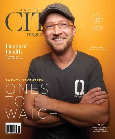 Jefferson City Magazine - January/February 2017 by Business
