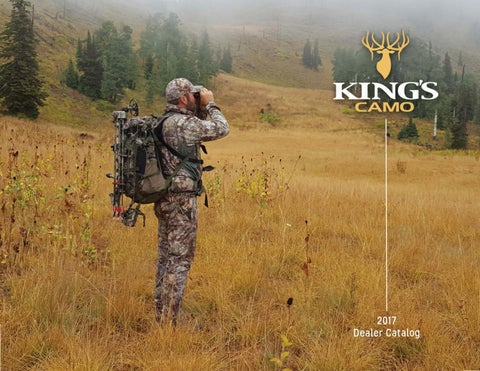 c962c69c8f7e King s Camo 2017 Dealer Catalog by King s Camo - issuu