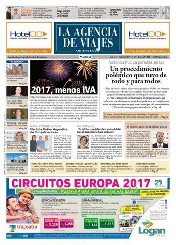 La Agencia de Viajes Argentina N° 1.419 by La Agencia de Viajes - issuu