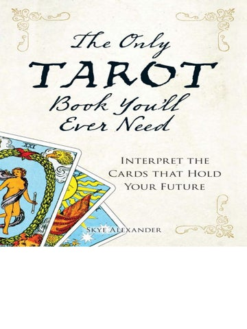Llewellyns complete book of tarot by anthony louis by llewellyn the only tarot book fandeluxe Gallery