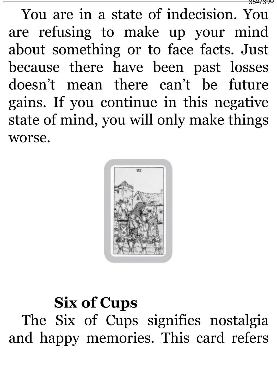 The only tarot book by Rosenin - issuu