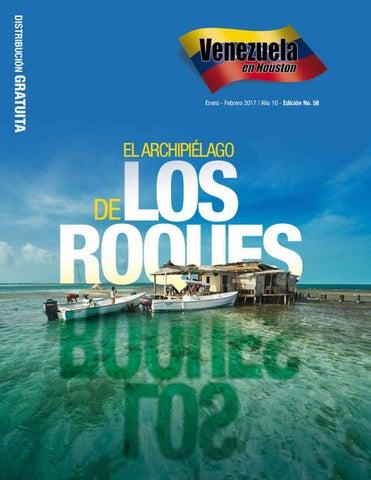fc7a57041c09 Venezuela en houston 58 - Los Roques by Venezuela En Houston - issuu