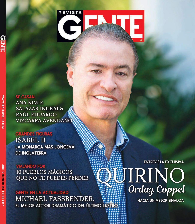 Revista Gente Sinaloa Edición Enero 2017 by Revista Gente Sinaloa ...