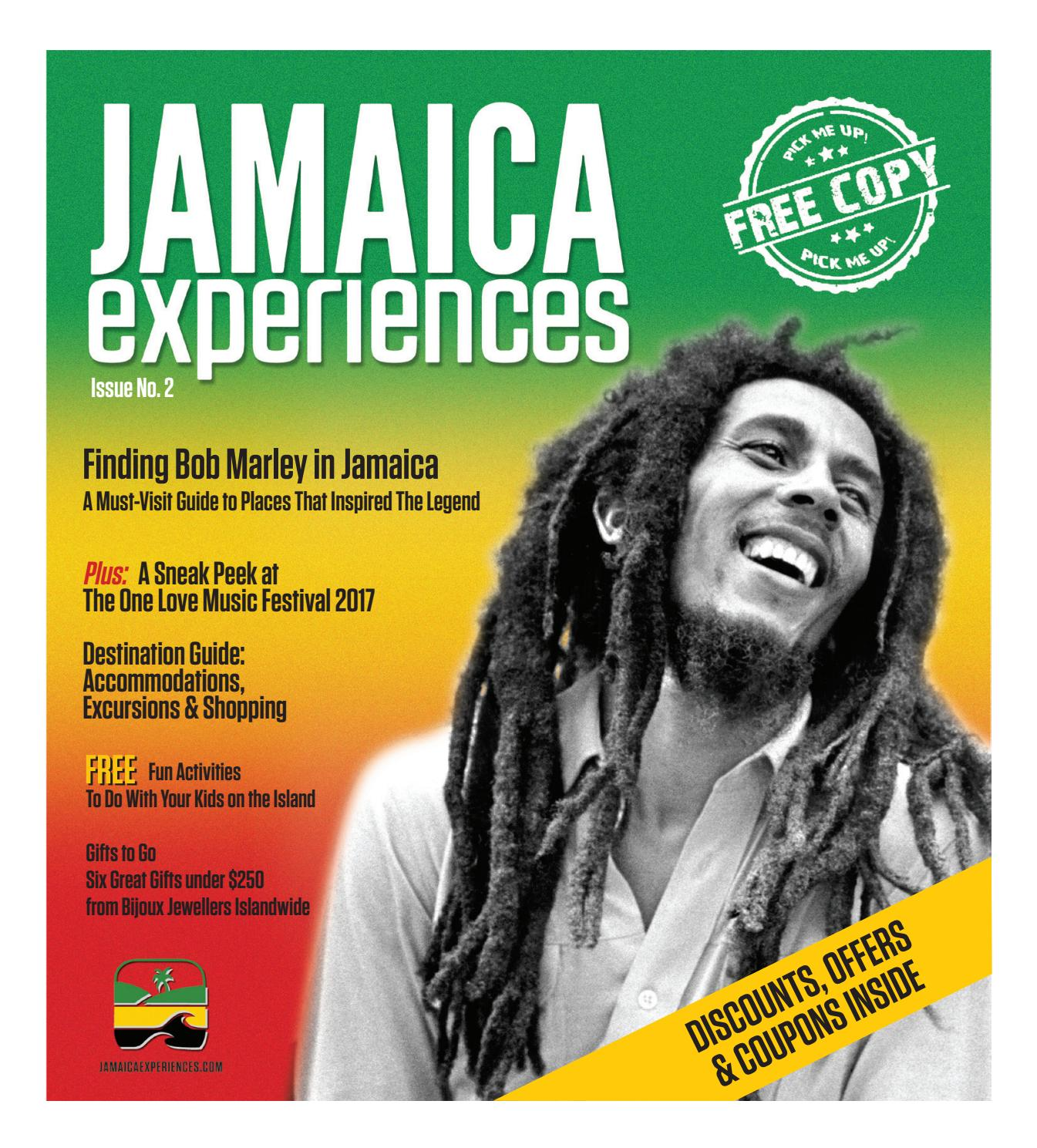 Jamaica Experiences Newspaper Issue 2 By Jamaicaexperiences Issuu