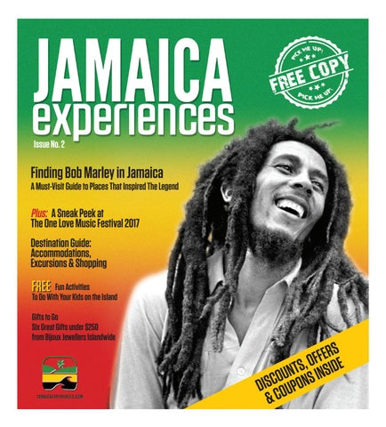 Jamaica Experiences Newspaper Issue 2 by JamaicaExperiences