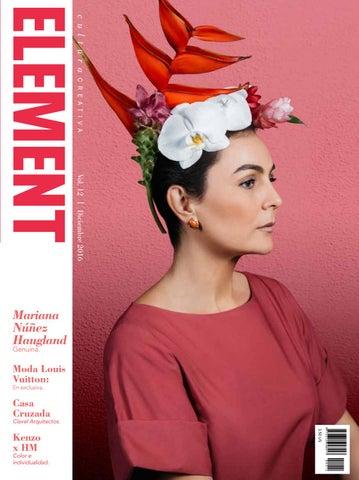 9d6bd195e5f3a ELEMENT VOL12.DISEÑO Y MODA by Revista ELEMENT - issuu