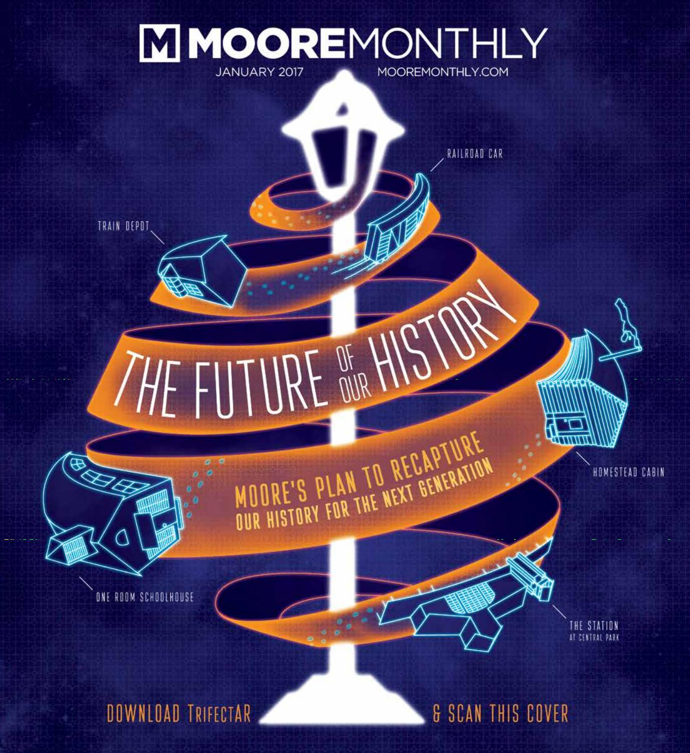 MM Jan 2017 by Moore Monthly issuu